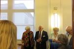 Merry Berkowitz Study Carrel Dedication