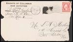 Mack Franklin First World War Correspondence #3