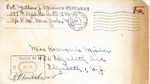 Mathew J. Misiur World War Two Correspondence #1 by Mathew J. Misiur