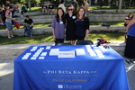 Phi Beta Kappa 2018 Ice Cream Social and Announcement Event