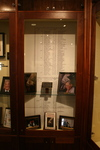The Rodgers Center for Holocaust Education displays