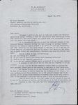 Henri Temianka Correspondence; (alhadeff)