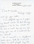 Henri Temianka Correspondence; (marnold)