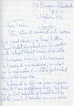 Henri Temianka Correspondence; (askenase)