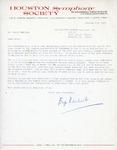 Henri Temianka Correspondence; (barbirolli)