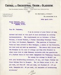 Henri Temianka Correspondence; (joseph barnes)