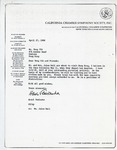 Henri Temianka Correspondence; (bell)