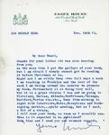 Henri Temianka Correspondence; (bing)