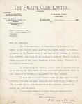 Henri Temianka Correspondence; (blair)