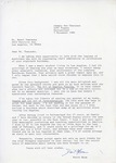 Henri Temianka Correspondence; (blum)