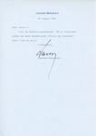Henri Temianka Correspondence; (lbernstein)