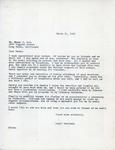 Henri Temianka Correspondence; (bobo)