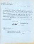 Henri Temianka Correspondence; (bosmans)