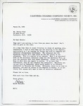 Henri Temianka Correspondence; (boyd)