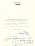 Henri Temianka Correspondence; (britten)