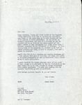 Henri Temianka Correspondence; (burke)