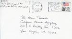 Henri Temianka Correspondence; (byers)