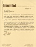 Henri Temianka Correspondence; (christie)