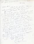 Henri Temianka Correspondence; (coppola)