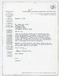 Henri Temianka Correspondence; (day)