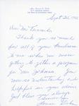 Henri Temianka Correspondence; (debs)