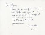 Henri Temianka Correspondence; (ncousins)