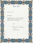 Henri Temianka Correspondence; (diller)
