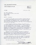 Henri Temianka Correspondence; (dolmetsch)