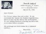 Henri Temianka Correspondence; (dubin)