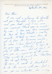 Henri Temianka Correspondence; (edinger)