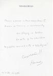 Henri Temianka Correspondence; (ellman)