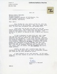 Henri Temianka Correspondence; (england)