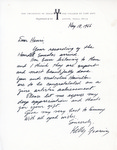 Henri Temianka Correspondence; (ferring)