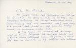 Henri Temianka Correspondence; (feuermann)