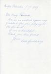 Henri Temianka Correspondence; (mfeuchtwanger)