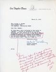 Henri Temianka Correspondence; (agoldberg)