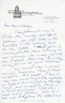 Henri Temianka Correspondence; (fortgang)