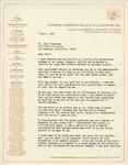 Henri Temianka Correspondence; (gebauer)