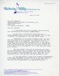 Henri Temianka Correspondence; (gendason)