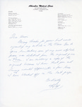 Henri Temianka Correspondence; (gerber)