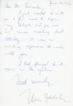 Henri Temianka Correspondence; (golabek)