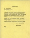 Henri Temianka Correspondence; (goodhill)