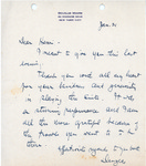 Henri Temianka Correspondence; (domoore)