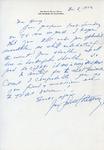 Henri Temianka Correspondence; (gpiatigorsky)