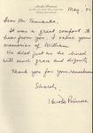 Henri Temianka Correspondence; (hprimrose)
