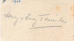 Henri Temianka Correspondence; (laughton)