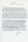 Henri Temianka Correspondence; (lees)