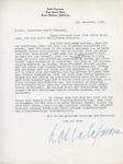 Henri Temianka Correspondence; (lehmann)