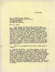 Henri Temianka Correspondence; (lowry)