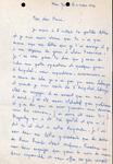 Henri Temianka Correspondence; (maas)
